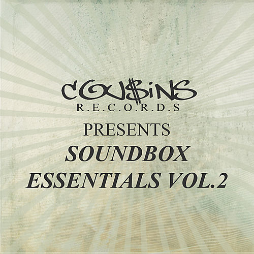 Cousins Presents Sound Box Essentials Vol.2 by Various Artists