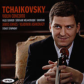Tchaikovsky: Violin Concerto by James Ehnes