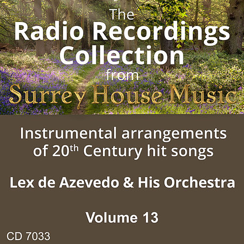 Lex DeAzevedo & His Orchestra, Volume Thirteen by Lex De Azevedo