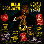 Hello, Broadway! by Jonah Jones Quartet
