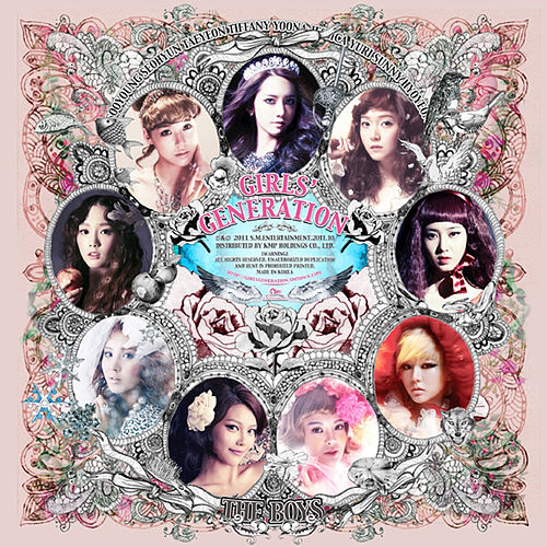 The Boys by Girls' Generation