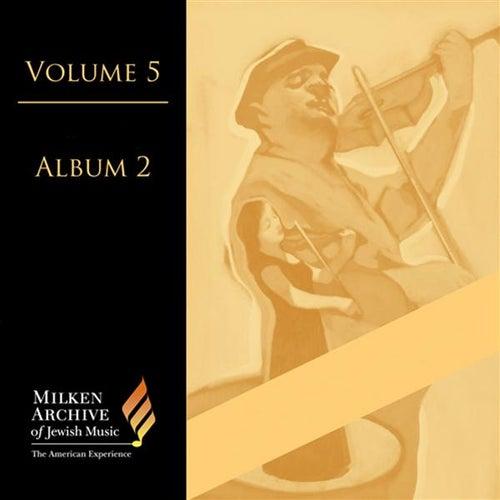 Schoenfield: Klezmer Rondos - Trio - Wyner: Tants un Maysele - Golijov: Rocketekya by Various Artists