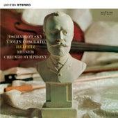 Tchaikovsky: Violin Concerto in D, Op. 35 by Jascha Heifetz