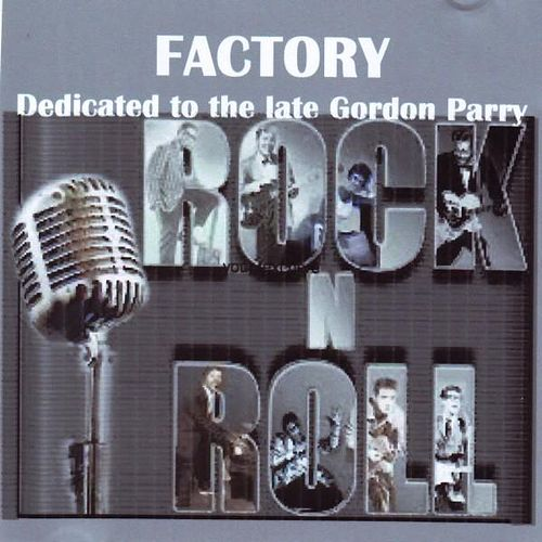 Rock n Roll Factory by Frankie Lee