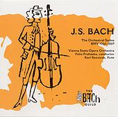 The Orchestral Suites BMV 1066-1069 by Johann Sebastian Bach
