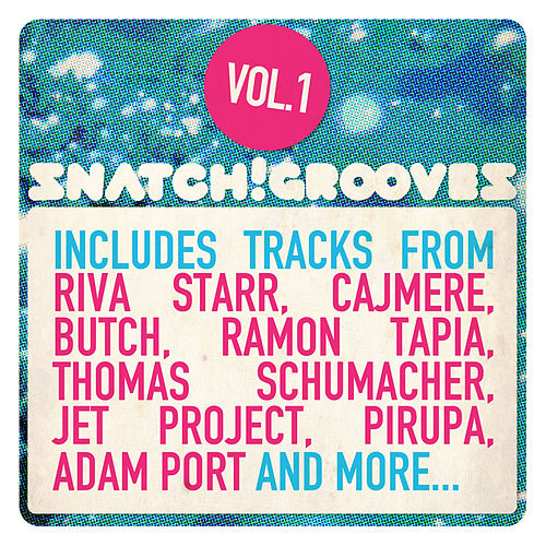 Snatch! Grooves Vol.1 by Various Artists