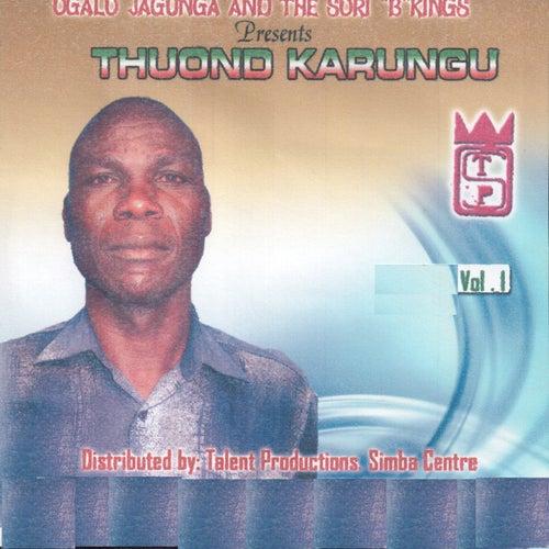 Thuond Karungu by Ogalo Jagunga