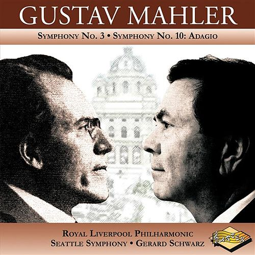 Mahler: Symphony No. 3 - Symphony No. 10: Adagio by Various Artists
