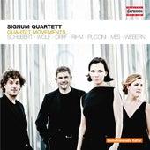 Quartettsätze by Signum Quartet