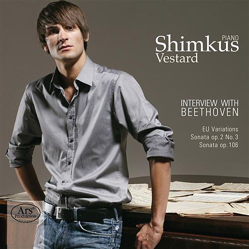 Interview with Beethoven by Vestard Shimkus
