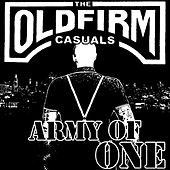 Army of One EP by The Old Firm Casuals