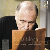 Piano Works, Vol. 2 - Beethoven by Boris Bloch