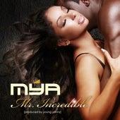 Mr. Incredible by Mya