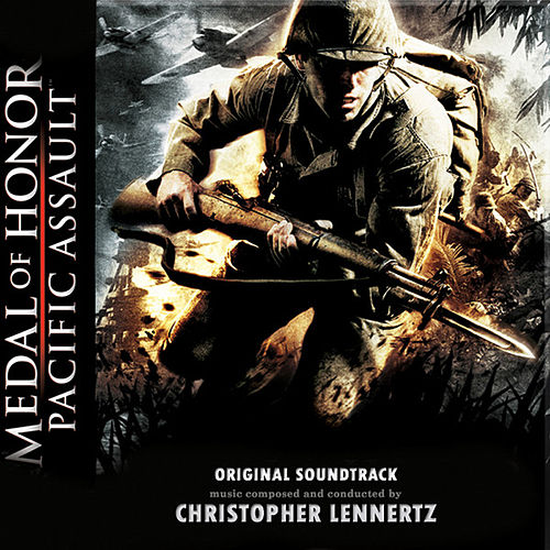 Medal of Honor: Pacific Assault by EA Games Soundtrack