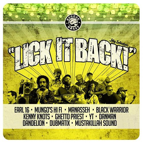 Lick It Back by Various Artists