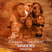 Reggae Greatest Singers Vol 1 von Various Artists