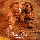 Reggae Greatest Singers Vol 1 by Various Artists