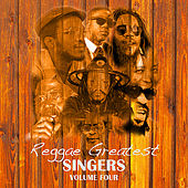 Reggae Greatest Singers Vol 4 by Various Artists