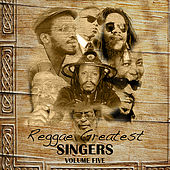 Reggae Greatest Singers Vol 5 by Various Artists