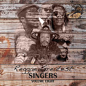Reggae Greatest Singers Vol 8 von Various Artists