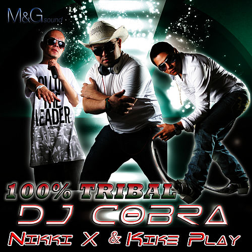 100% Tribal by DJ Cobra