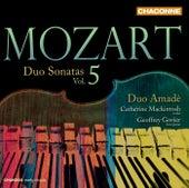Mozart: Duo Sonatas, Vol. 5 by Duo Amade