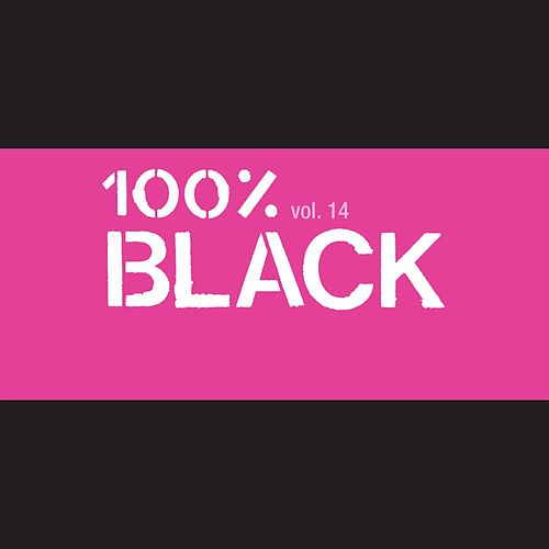 100% Black Vol. Catorce by Various Artists