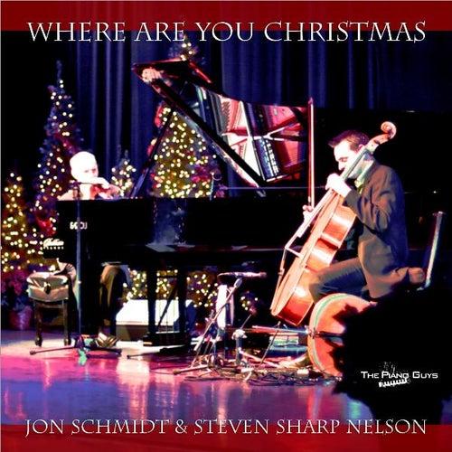 Where Are You Christmas - Single by Jon Schmidt