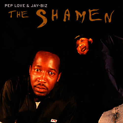 The Shamen by Pep Love