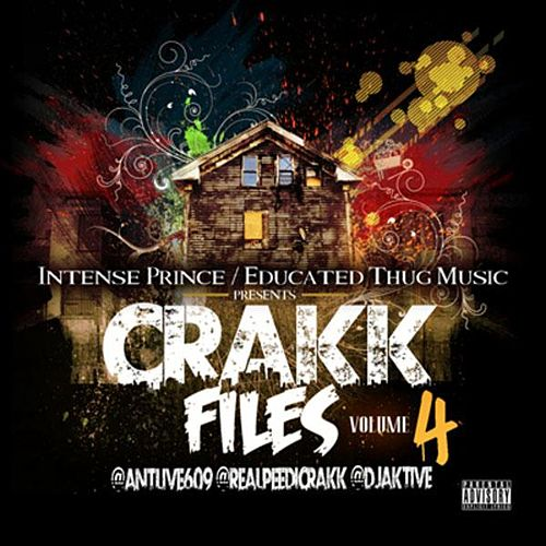 Crakk Files Vol. 4 by Peedi Crakk