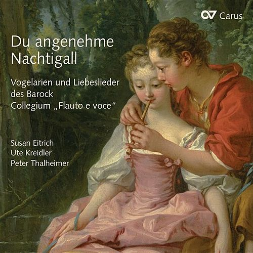 Du angenehme Nachtigall by Various Artists