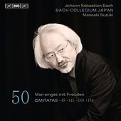 Bach: Cantatas, Vol. 50 by Various Artists