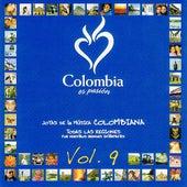 Colombia Es Pasión - Joyas De La Música Colombiana Volume 9 by Various Artists