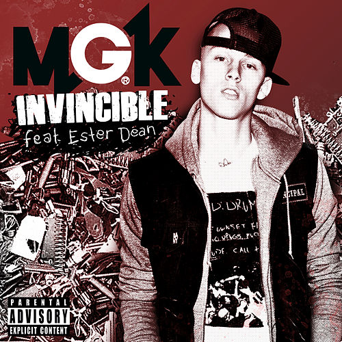 Invincible by MGK (Machine Gun Kelly)