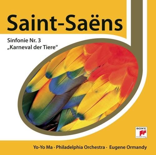 Saint-Saens: Sinfonie Nr.3, Karneval der Tiere by Various Artists