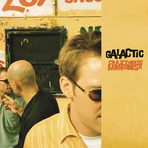 Crazyhorse Mongoose by Galactic