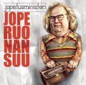 Jopetusministeri by Jope Ruonansuu