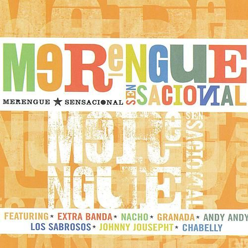 Merengue Sensacional by Various Artists