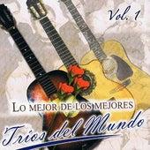 Lo Mejor de Los Mejores Tríos Del Mundo Volume 1 by Various Artists