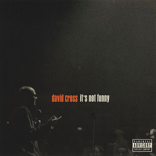 It's Not Funny by David Cross
