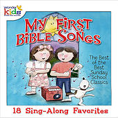 My First Bible Songs, Vol. 1 by Wonder Kids