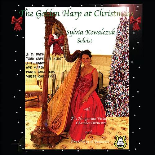 The Golden Harp at Christmas by Sylvia Kowalczuk