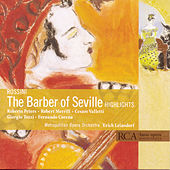 Basic Opera Highlights-Rossini: The Barber of Seville by Erich Leinsdorf