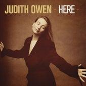 Here by Judith Owen