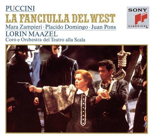 Puccini: La fanciulla del West by Placido Domingo