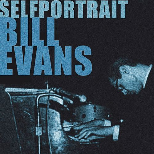 Bill Evans Selfportrait by Bill Evans
