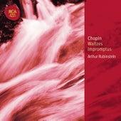 Chopin Waltzes & Impromptus by Arthur Rubinstein