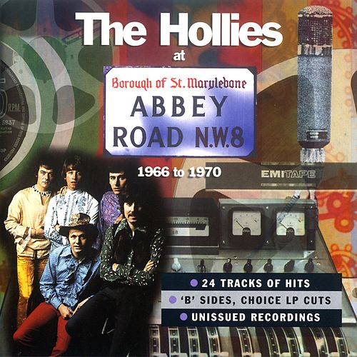 At Abbey Road 1966-1970 by The Hollies