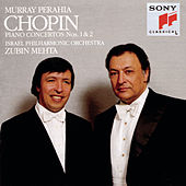 Chopin: Piano Concertos Nos. 1 & 2 by Murray Perahia