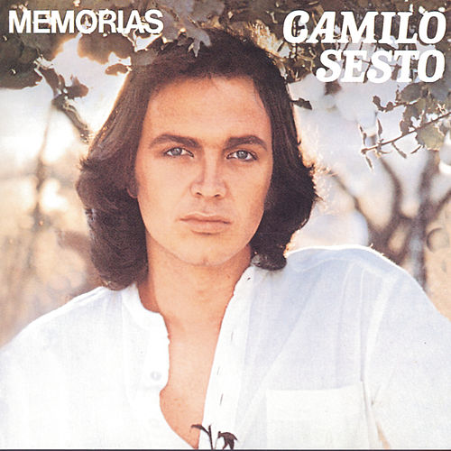 Memorias by Camilo Sesto